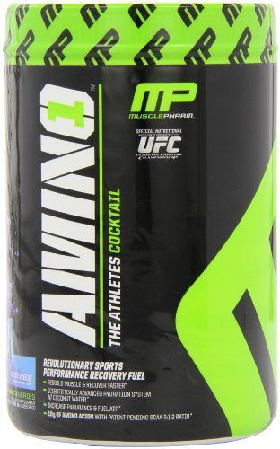 Muscle Supplément Pharm Amino 1 Hydratation & Recovery Glacier Breeze, 0,95 Pound