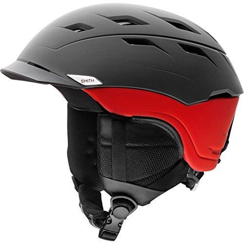 Smith Optics Unisex Adult Variance Snow Sports Helmet - Matte Black Xlarge (63-67CM)