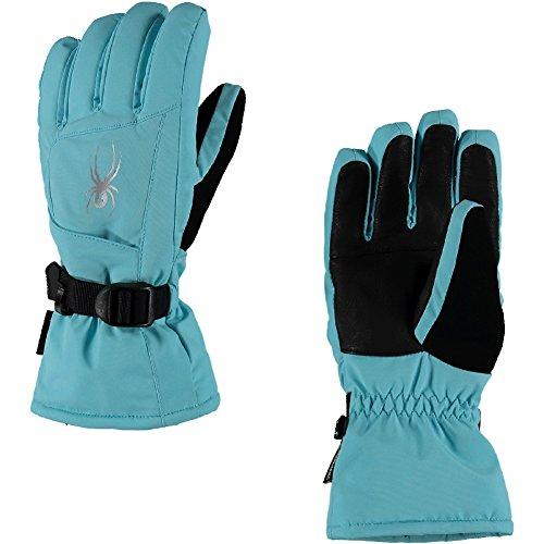 Spyder Women's Synthesis Gore-Tex Ski Glove, Baltic/Silver, Small