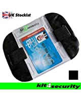 SIA High Visability Armband ID License Holder - Doorstaff, Security And Nightclub Supervisors