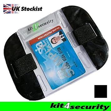SIA Badge/License Armband (Black) ID Holder - Security Officer Door Supervisor  sc 1 st  Amazon UK & SIA Badge/License Armband (Black) ID Holder - Security Officer Door ...