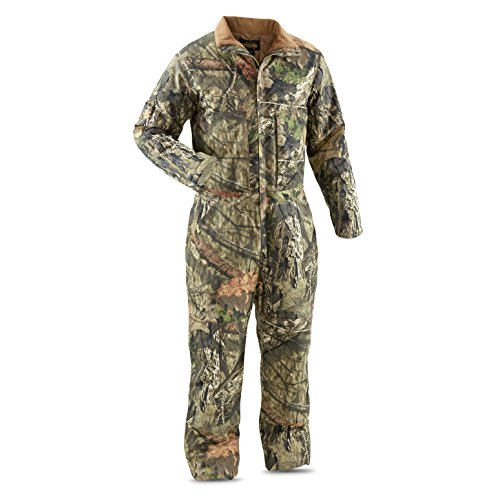insulated camouflage coveralls - 3