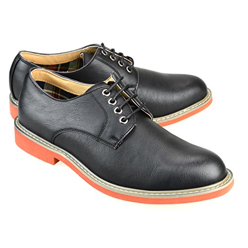 O-NINE Casual Dress Shoes Drving Laceup Shoes Beige Black Brown Gray Navy Red Camel Camo Yoms1300blackst ek8dUY21