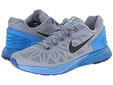 wholesale dealer d0d9a 3fd43 Amazon.com   Nike Lunarglide 6 Sz 5 Womens Running Shoes Grey New In Box    Road Running