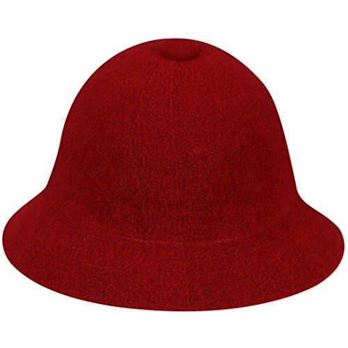 dde11d447c0 Kangol Men s Bermuda Casual Bucket Hat Classic Style