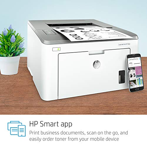 HP Laserjet Pro M118dw Wireless Monochrome Laser Printer with Auto Two-Sided Printing, Mobile Printing & Built-in Ethernet (4PA39A) by HP (Image #6)