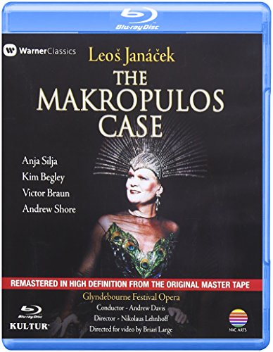 Anja Silja - The Makropulos Case (Blu-ray)