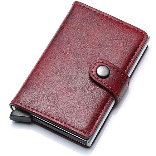 Neutral RFID Blocking Wallet Credit Card Holder Minimalist
