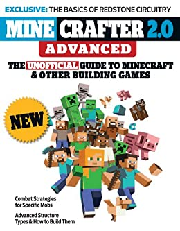 Minecrafter 2 0 Advanced Unofficial Minecraft ebook product image