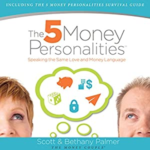 The Five Money Personalities Audiobook