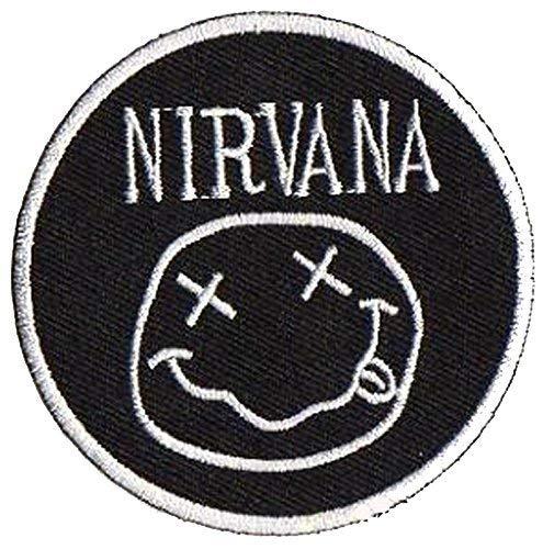 Parche insignia termoadhesivo Nirvana NagaPatches