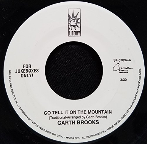 Price comparison product image go tell it on the mountain / the friendly beast 45 rpm single