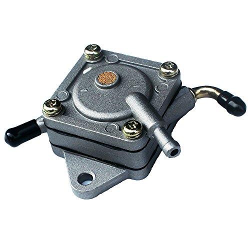 KIPA Fuel Pump For John Deere 112L 130 160 165 175 180 240 245 260 265 LX172 LX176 LX186 RX95 SX95 SRX95 GX95 GT242 GT262 GT275 F510 F525 F710 GS25 GS45 GS75 CS CX Gator # AM109212 AM106164 AM101074