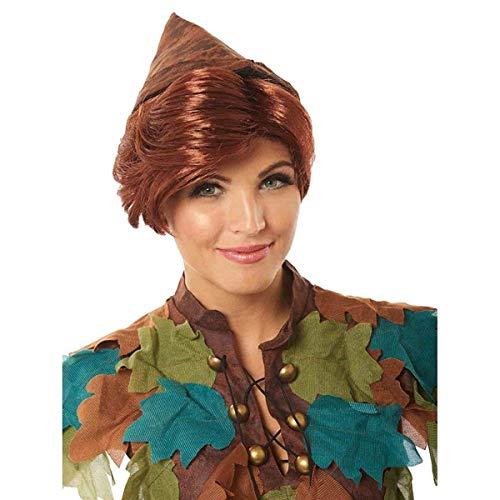 Adult Peter Pan Auburn Disney -