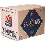 Saladitas, Galletas, Caja de 200 paquetes de 13 gramos. 2600 gramos