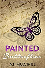Painted Butterflies Paperback