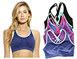 Just Intimates Sports Bra / Bras (Pack of 4)