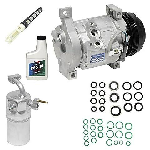 Universal Air Conditioner KT 4037 A/C Compressor and Component Kit (Compressor Air Conditioning)