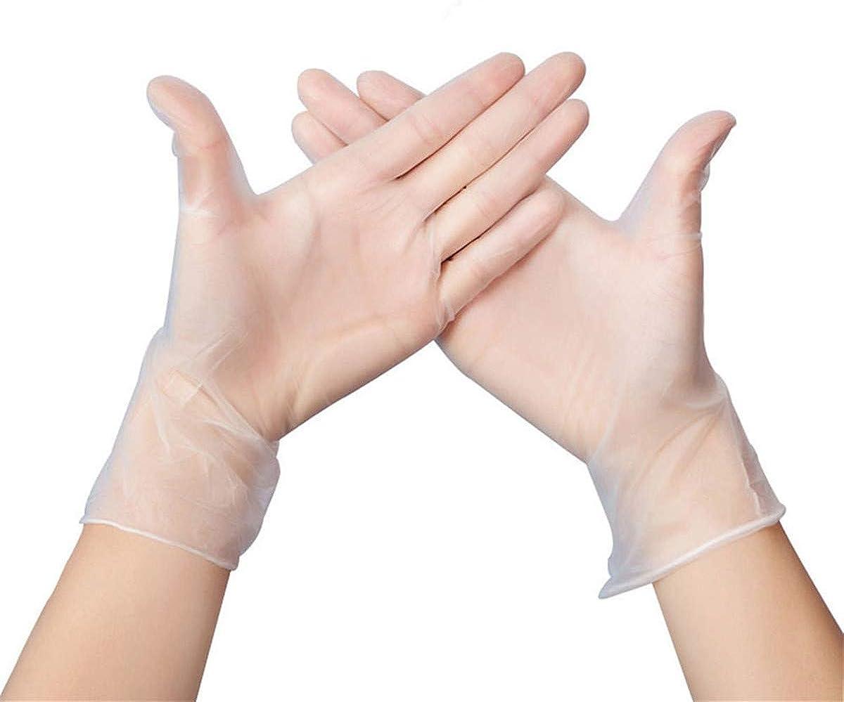 100Pcs Universal Einweghandschuhe Dental Haushalt Lebensmittel Sicherheit Hygien