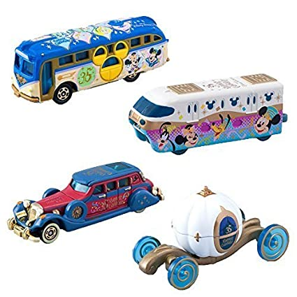 Disney Vehicle Collection Pumpkin Carriage Tomica Tokyo Disney Re Other Vehicles Contemporary Manufacture