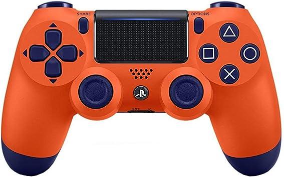 Sony - DualShock 4 Sunset Orange V2: Amazon.es: Electrónica