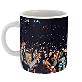 Westlake Art - Person Crowd - 11oz Coffee Cup Mug - Modern Picture Photography Artwork Home Office Birthday Gift - 11 Ounce (A06F-A0E86)