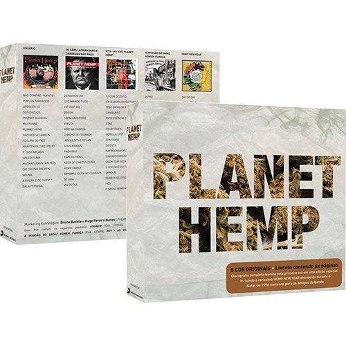 Box Planet Hemp B00DI6HEAM