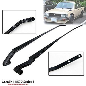 Nuevo brazo de la escobilla del limpiaparabrisas para Toyota Corolla KE70 71 72 79 - 83: Amazon.es: Coche y moto