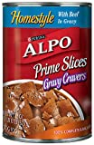 Purina Alpo Prime Slices Gravy Cravers Homestyle With Beef in Gravy, 22-Ounce (Pack of 12), My Pet Supplies