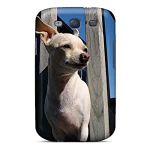 Hot TOKnL4752uiNlP Roxy's Pose Tpu Case Cover Compatible With Galaxy S3