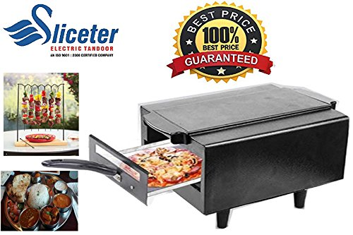 Sliceter Premium Electric Tandoor WITH FREE Auxiliary - Auxiliary Tray