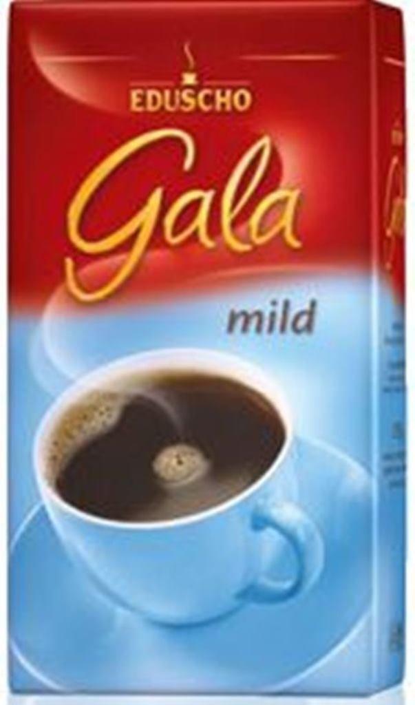 Eduscho Gala  Nr. 1 Coffee, Mild and Elegant, 17.5-Ounce