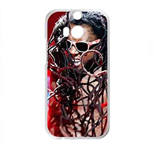 SKULL Lil Wayne Phone Case for HTC One M8