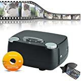 Digital negative/postive film scanner with 1800/3600DPI high resolution USB 35mm 135 Slide and Photo Film Scanner