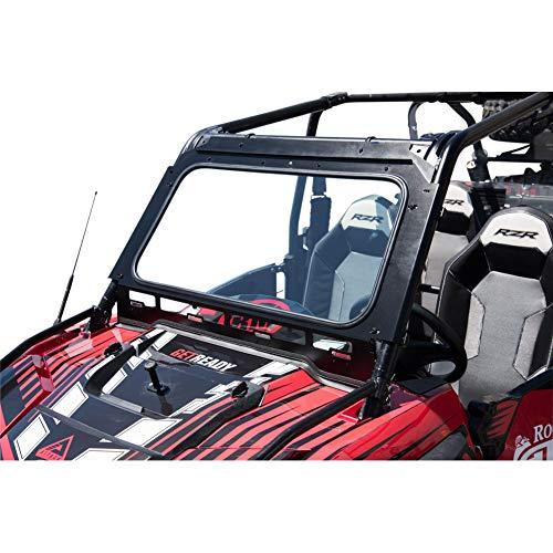 - Tusk Vented Full Glass Heavy Duty Windshield- POLARIS RZR 900 TRAIL 2015-2019