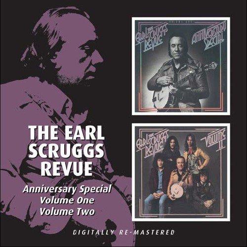 Earl Scruggs -  Anniversary Special Vols 1 & 2