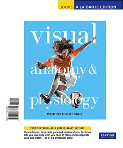 Amazon.com: Visual Anatomy & Physiology, Books a la Carte Edition ...