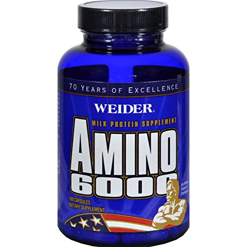 Weider Amino 6000 - 100