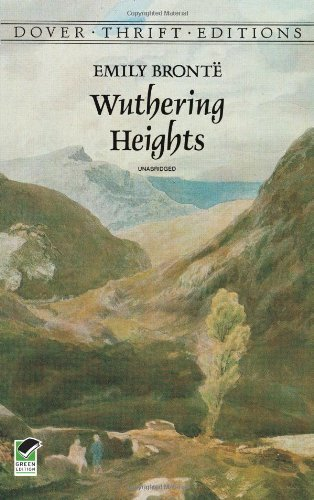 Wuthering Heights (Dover Thrift Editions) (Edition First Edition) by Emily Bront? [Paperback(1996£©]