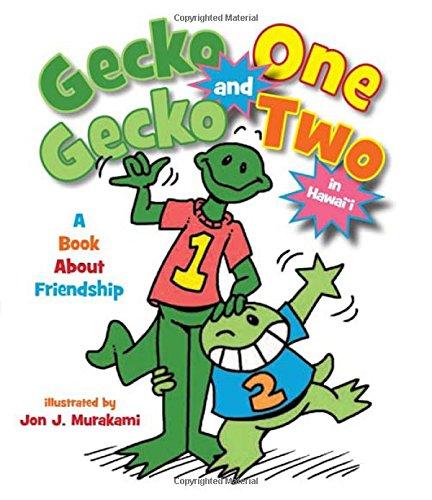 Gecko One and Gecko Two in Hawaii (Gecko Hawaii)