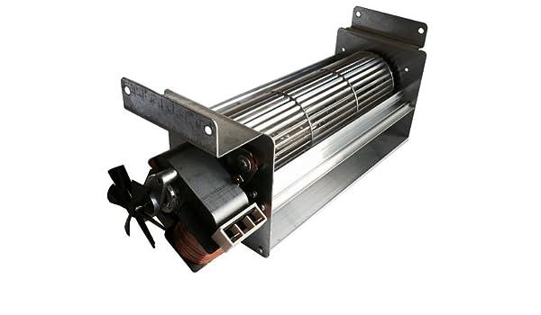 Ventilador emmevi/fergas 153455 – Tgo 80/1 – 270/35 (para estufa ...