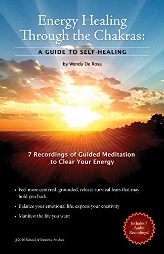 Energy Healing Through Chakras Self Healing ebook