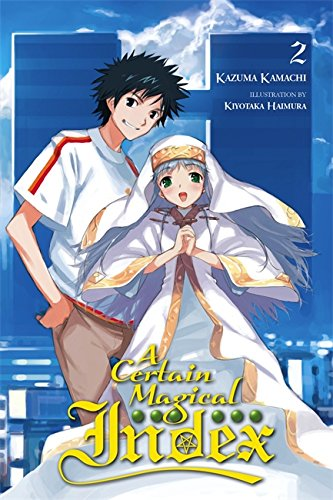 A Certain Magical Index, Vol. 2 - light novel