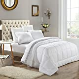 New Season Home Air Pocket Microgel Duvet, King, White
