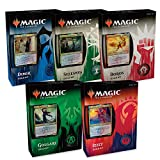 Magic: The Gathering Guilds of Ravnica Guild Kits | All 5 Decks