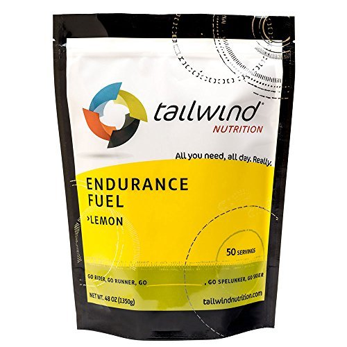 Tailwind Nutrition Endurance Fuel Lemon 50 Serving by Tailwind Nutrition