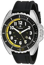 Columbia Men's 'Explore' Quartz Stainless Steel Casual Watch (Model: CA027-130)