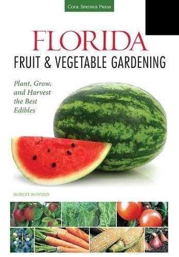 Florida Fruit Vegetable Gardening Harvest product image