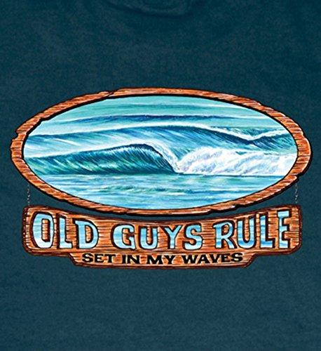 OLD GUYS RULE LONGBOARD