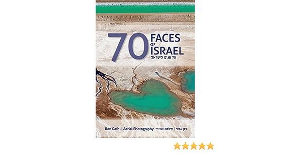 70 Faces of Israel: Amazon.es: Gafni, Ron: Libros en idiomas ...
